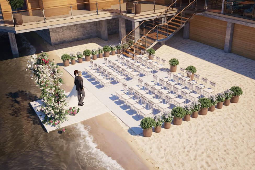 Локация для свадебной церемонии – 3